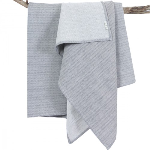 LOHKARE LARGE LINEN BATH TOWEL